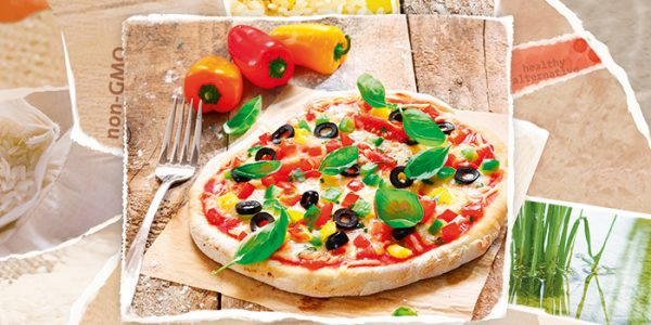 BENEO ingredients in bread and pizza dough