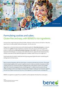 beneo factsheet gluten-free baked goods