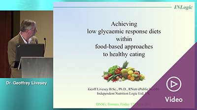 Achieving low glycaemic response diets within food-based approaches to healthy eating.