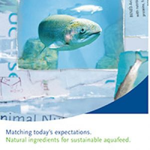 Brochure: Natural ingredients for sustainable aqua feed