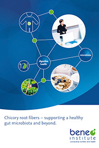 BENEO Paper - Chicory root fibre, healthy gut microbiota and more