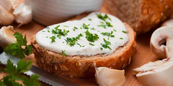 BENEO recipe: fat-reduced dairy spread with Orafti® chicory root fibres