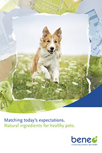 Brochure: Natural ingredients for healthy pets