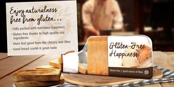 BENEO Concept Vital Gluten free bread