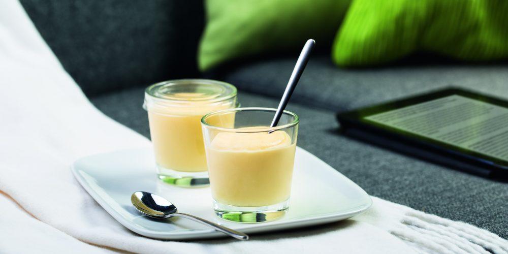 BENEO vanilla pudding recipe