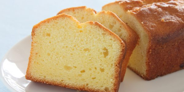 BENEO gluten-free pound cake with rice flour