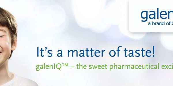 BENEO galenIQ™ - the sweet pharmaceutical excipient