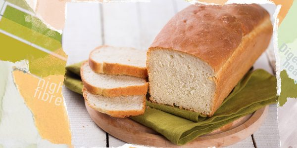BENEO recipe - Crisp white bread with prebiotic fibres.
