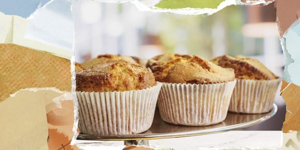 BENEO recipe - Feel-good muffins with prebiotic fibres - German