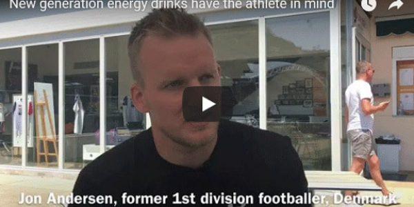 Palatinose - New generation energy drink for athletes