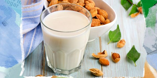 Inner wellbeing: High fibre almond drink with prebiotic fibres
