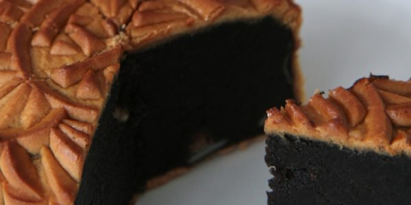 Recipe for sugar-free mooncake with Isomalt