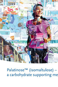 Palatinose™ in support of metabolic health.