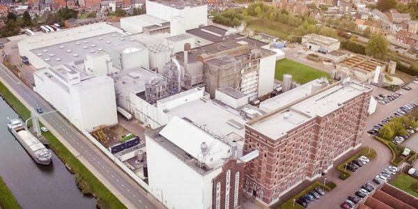 La fábrica BENEO-Remy en Wijgmaal (Bélgica)