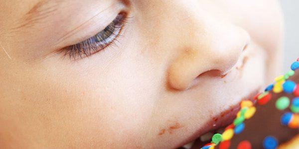 Auf Süßwaren wartet eine glänzende Zukunft, denn man darf mit Zutaten verwöhnen.