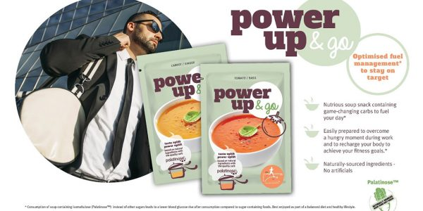 Concept Power up & go with Palatinose™