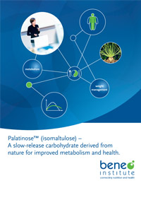 Improved metabolism and health with Palatinose™