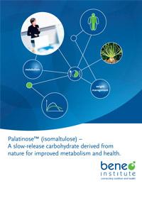 Mejora del metabolismo y la salud con Palatinose™