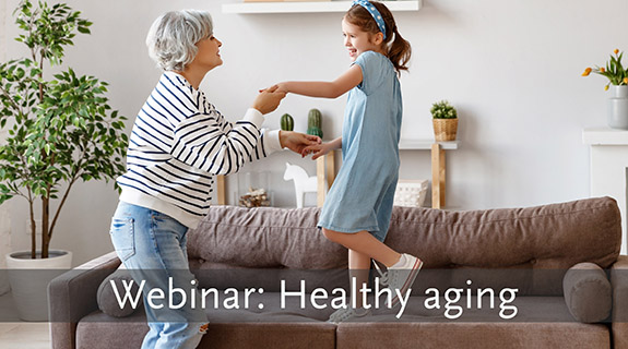 Target the 55+ with healthy ageing solutions