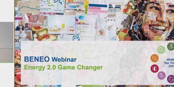 Webinar on energy 2.0. Game Changer