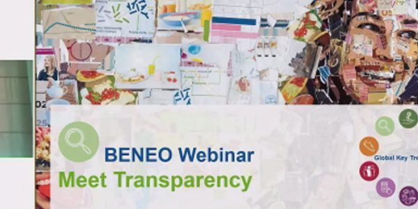 Webinar on label transparency