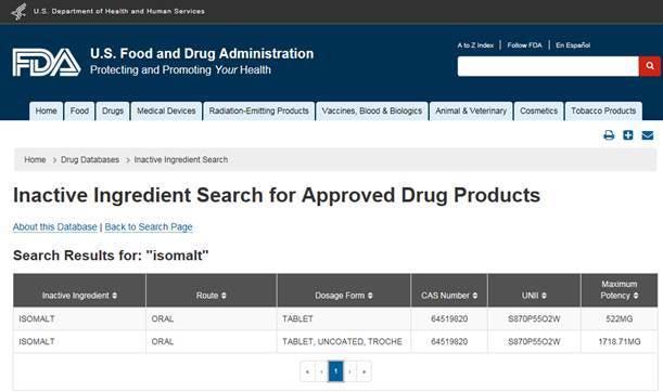 galenIQTM eignet sch für Arzneimittel, Nahrungsergänzungsmittel und Medizinprodukte.