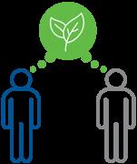 1 von 2 Verbrauchern ist an pflanzlichen Produkten interessiert