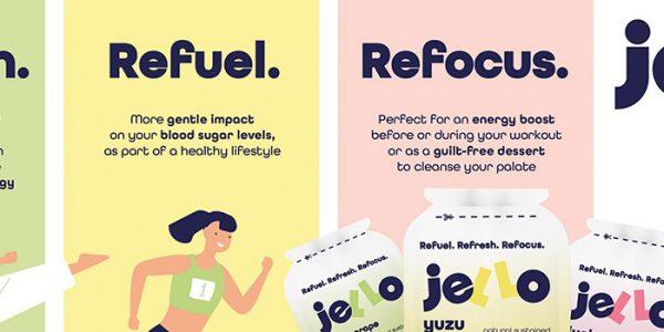 Refresh Refuel Refocus