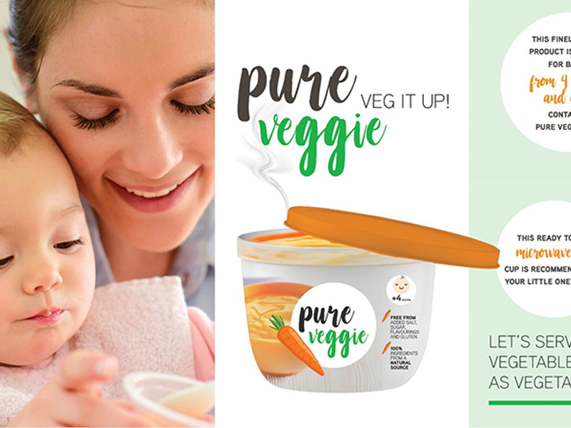 Concept with Remypure - Clean label rice starch