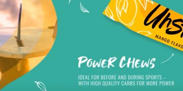 Power Chews with Palatinose™