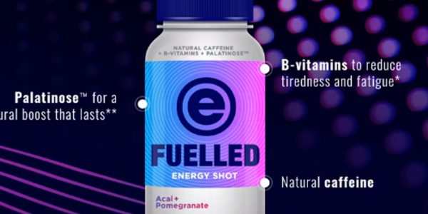 Refuel with the slow-release energy of Palatinose™