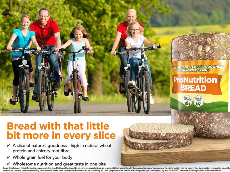 Vital Wheat Gluten high protein bread