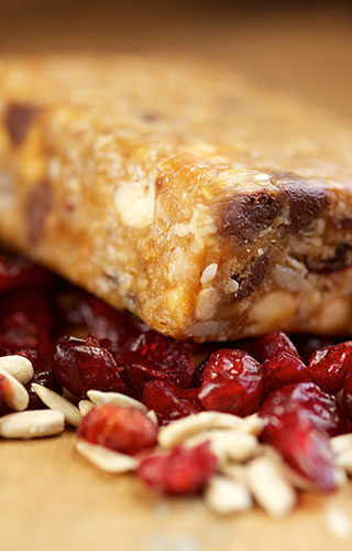 rice proteins bar