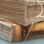 Antiques pharmacy books