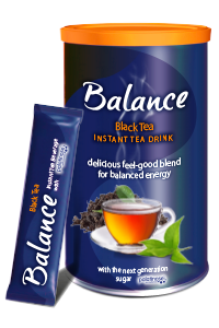 Instant tea with Palatinose™