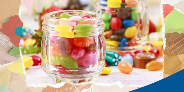Isomalt in hard candy