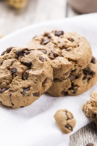 BENEO chocolate chip cookies with Orafti® chicory root fibres